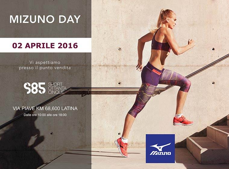 MIZUNO DAY - LATINA