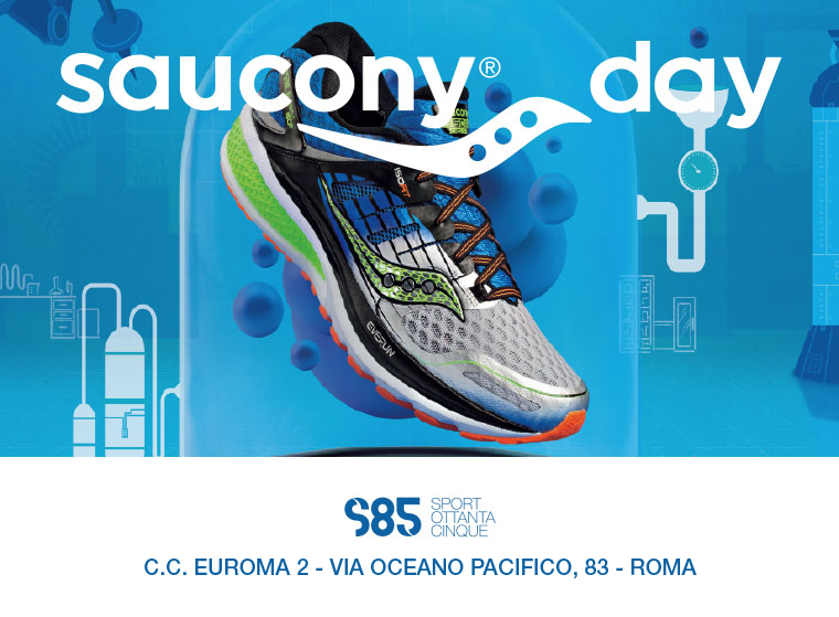 SAUCONY DAY - EUROMA 2
