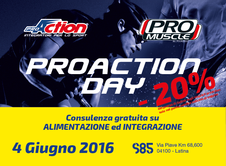 PROACTION DAY - LATINA