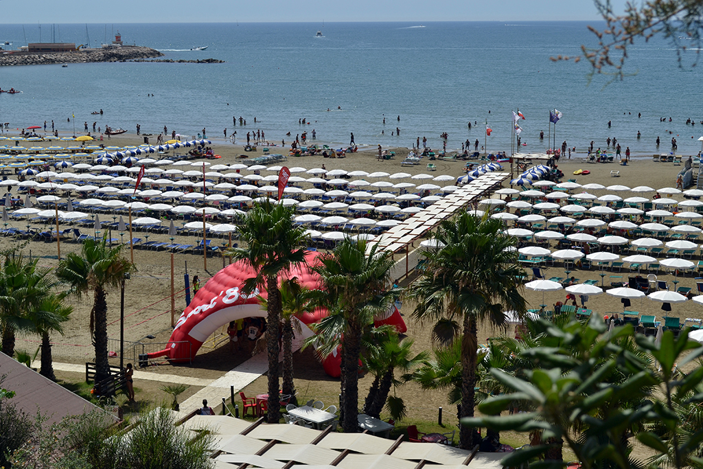 All'ultimo smash: il Beach Tennis seduce Nettuno