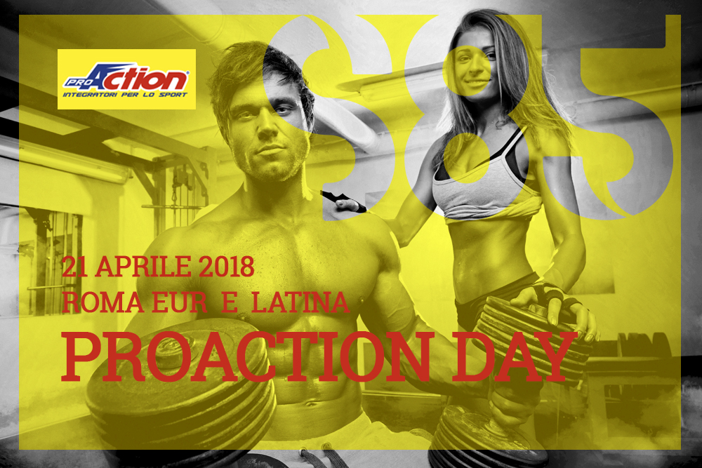 PROACTION DAY LATINA E ROMA
